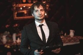 Зборовский Дмитрий, ведущий, конферансье