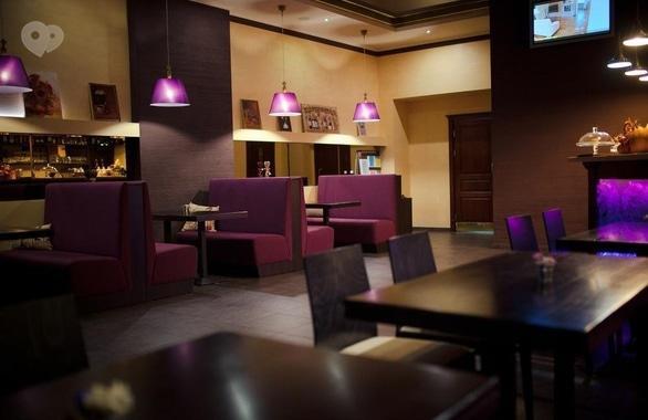 Фото 1 - Арт-кафе, ресторан для всей семьи Vinograd