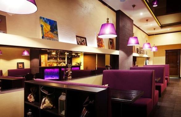 Фото 2 - Арт-кафе, ресторан для всей семьи Vinograd