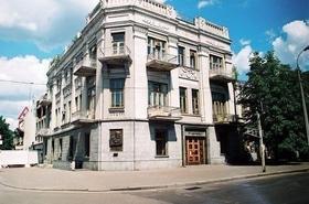 Музей Кобзаря Т. Г. Шевченко