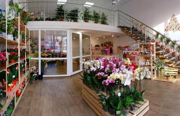 Фото 2 - Цветочный дом Букет