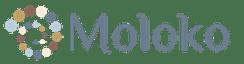 Логотип Moloko, фотостудія