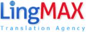 Логотип LingMax Cherkasy, бюро переводов