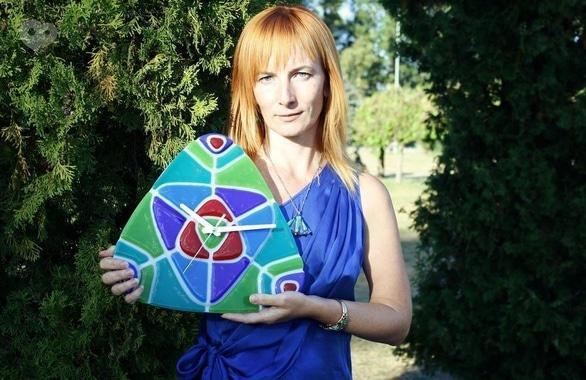 Фото 3 - Производство художественных изделий из стекла (ручная работа) Арт-стекло Леси Коленчук
