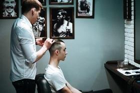 Barbershop Doberman, чоловіча перукарня