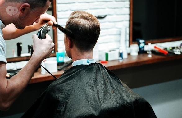 Фото 2 - Мужская парикмахерская Barbershop Doberman