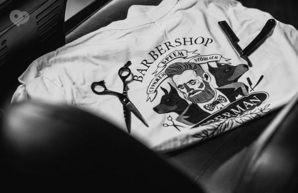 Фото 5 - Мужская парикмахерская Barbershop Doberman