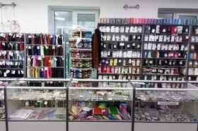 Рукодельница, магазин ткани и швейной фурнитуры