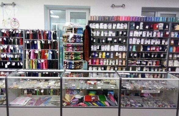 Фото 1 - Магазин ткани и швейной фурнитуры Рукодельница