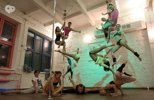 Фото 1 - Студия танца и акробатики на пилоне Politov School