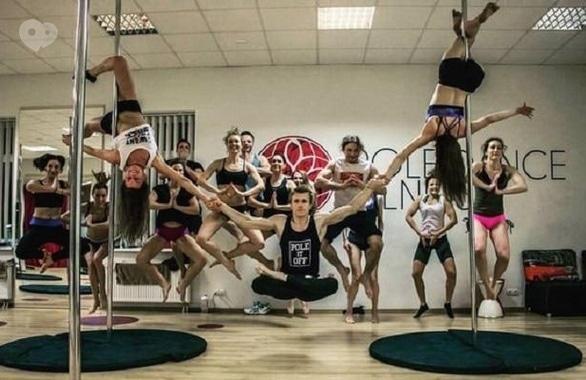 Фото 3 - Студия танца и акробатики на пилоне Politov School