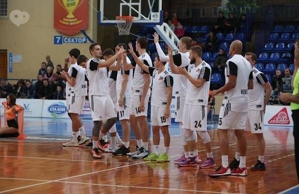 Фото 3 - Баскетбольный клуб Черкасские Мавпы