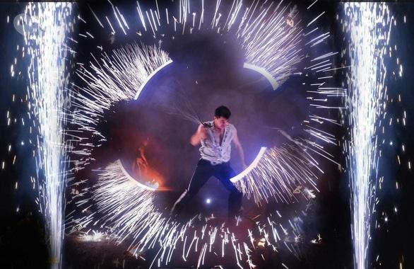 Фото 13 - Огненное шоу, пиротехническое шоу, великаны на ходулях Сварожичи