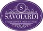 Логотип SAVOIARDI, студия здоровья, красоты и стиля