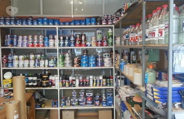 Фото 1 - Магазин материалов для покраски и ухода за автомобилем Авто-Фарбы
