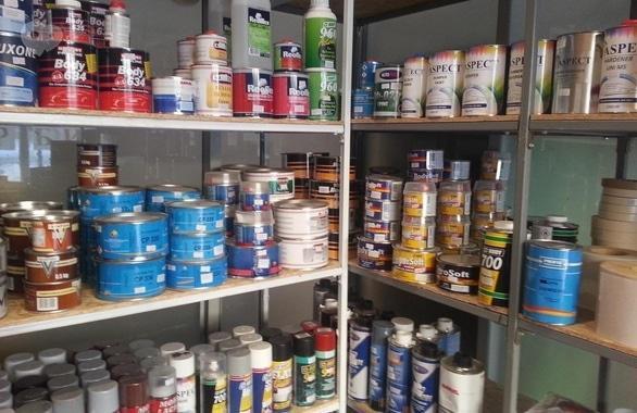 Фото 2 - Магазин материалов для покраски и ухода за автомобилем Авто-Фарбы