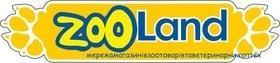 Логотип Зооленд, магазин зоотоваров