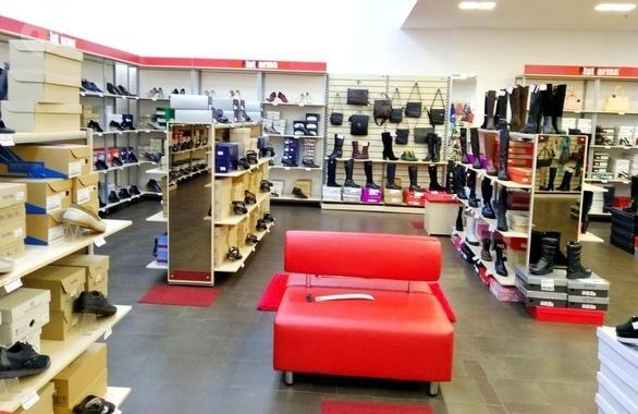 Фото 3 - Сеть супермаркетов обуви PlatForma