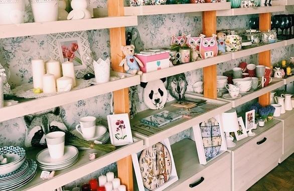 Фото 2 - Цветочное кафе Botanica