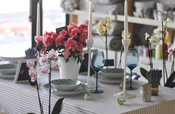 Фото 3 - Цветочное кафе Botanica