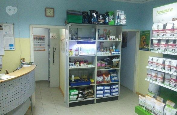 Фото 2 - Ветеринарная клиника, зоомагазин, ветеринарная аптека ВЕТЛИДЕР