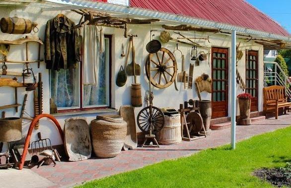 Фото 3 - Усадьба-музей Райский уголок