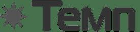 Логотип Темп, база отдыха