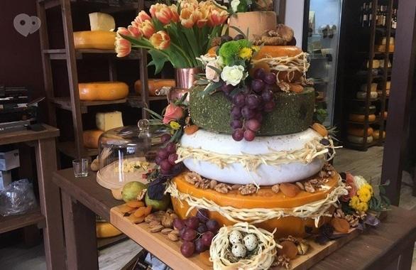 Фото 2 - Мережа магазинів голландських сирів сімейного типу Сирне королівство