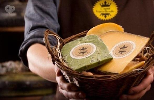 Фото 5 - Мережа магазинів голландських сирів сімейного типу Сирне королівство