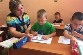 Дошкільнятко, центр подготовки детей к школе