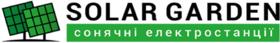 Логотип Solar Garden, альтернативная энергетика, солнечные электростанции