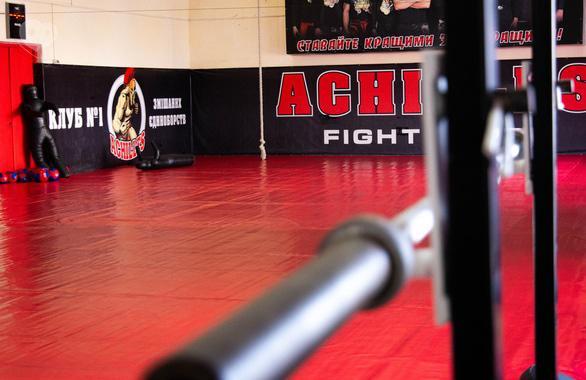 Фото 3 - Бойцовский клуб, боевое самбо, панкратион MMA Achilles
