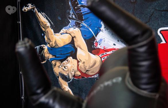 Фото 4 - Бойцовский клуб, боевое самбо, панкратион MMA Achilles