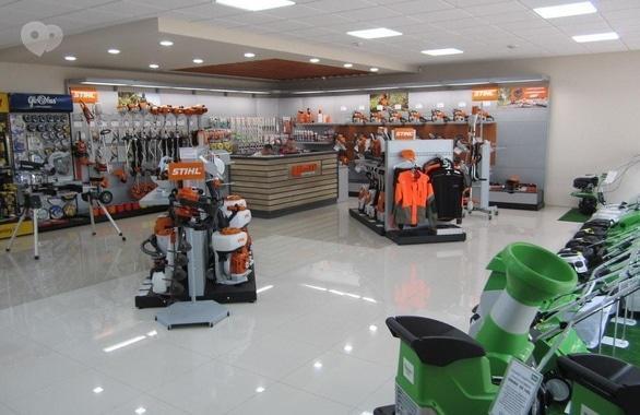 Фото 2 - Сеть магазинов, сервис, официальный дилер stihl и viking Центр инструментов