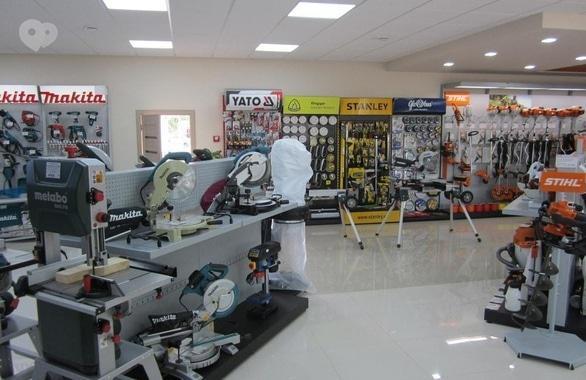 Фото 3 - Мережа магазинів, сервіс, офіційний дилер stihl та viking Центр інструментів