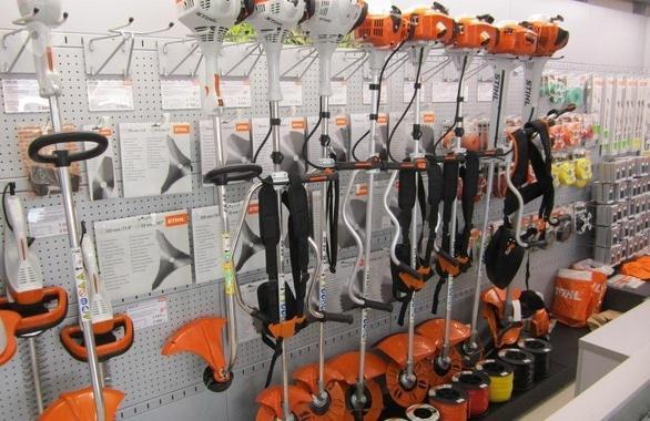 Фото 7 - Сеть магазинов, сервис, официальный дилер stihl и viking Центр инструментов