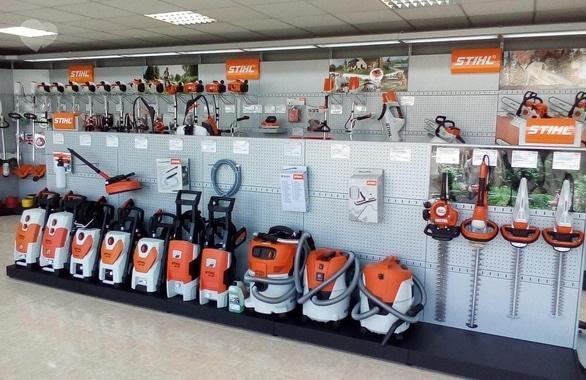 Фото 4 - Магазин ручних, акумуляторних, бензинових і електроінструментів stihl та viking Добрий господар