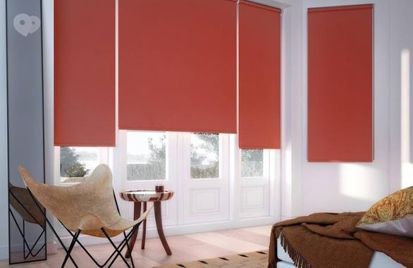 Фото 1 - Рулонные шторы, жалюзи, окна, двери, роллеты Миловид