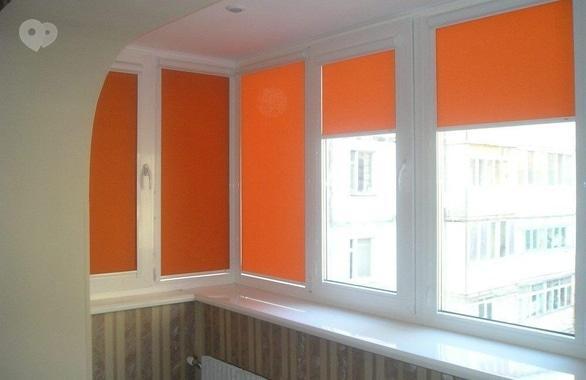 Фото 2 - Рулонные шторы, жалюзи, окна, двери, роллеты Миловид