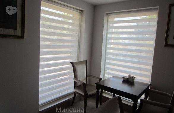 Фото 3 - Рулонные шторы, жалюзи, окна, двери, роллеты Миловид