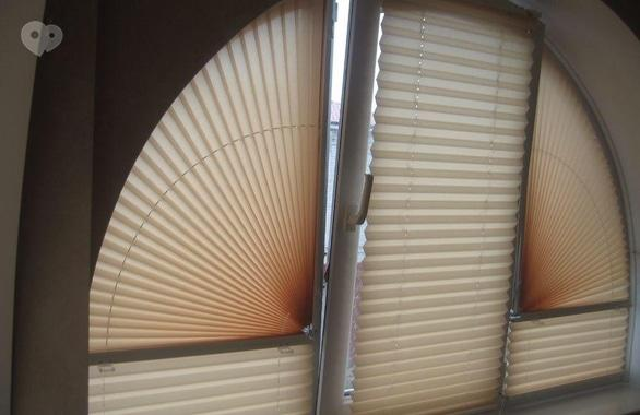 Фото 4 - Рулонные шторы, жалюзи, окна, двери, роллеты Миловид