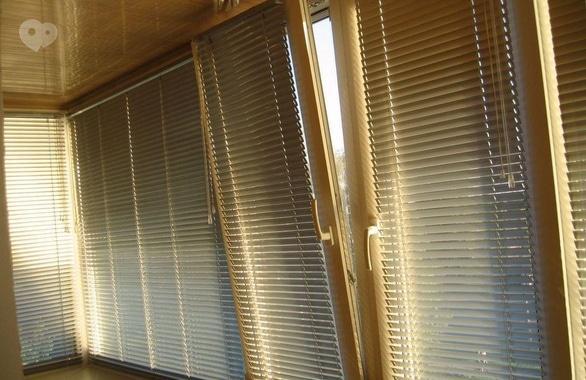 Фото 5 - Рулонные шторы, жалюзи, окна, двери, роллеты Миловид