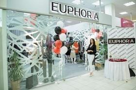 EUPHORIA brands, мультибрендовый салон женской одежды
