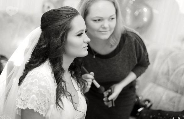 Фото 7 - Проффесиональный визажист, бровист, лешмейкер Аничка Капшитарь