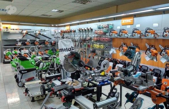 Фото 13 - Сеть магазинов, сервис, официальный дилер stihl и viking Центр инструментов