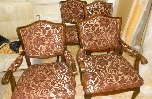 Фото 2 - Перетяжка мягкой мебели