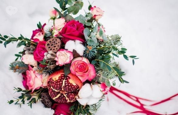 Фото 5 - Свадебный декор и флористика Квітчарня
