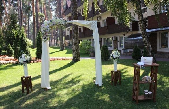 Фото 7 - Свадебный декор и флористика Квітчарня