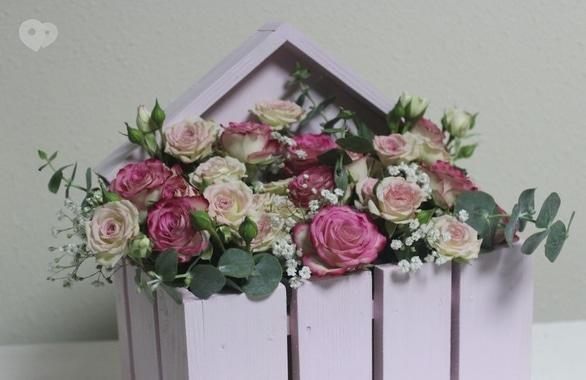 Фото 10 - Свадебный декор и флористика Квітчарня