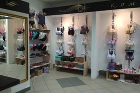 КОМОД, магазин нижнего белья